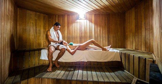 Sued's Plaza Hotel: Sauna
