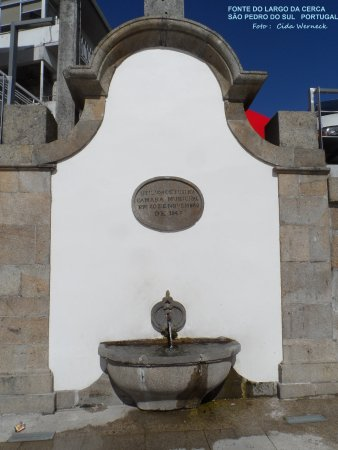 Largo da Cerca Fountain