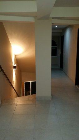 Hotel Maria Elena: pasillo