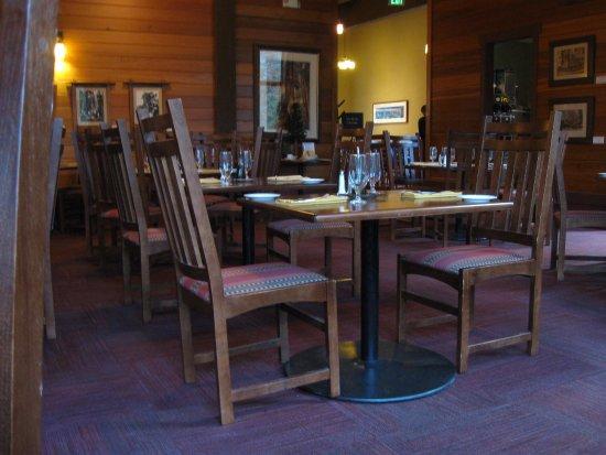 Wuksachi Lodge: Dining area