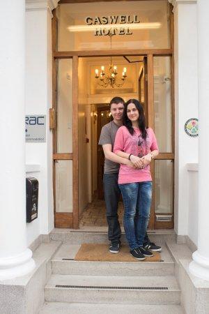 Caswell Hotel London Victoria Aufnahme