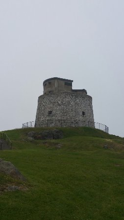 Carleton Martello Tower: 20160621_192430_large.jpg