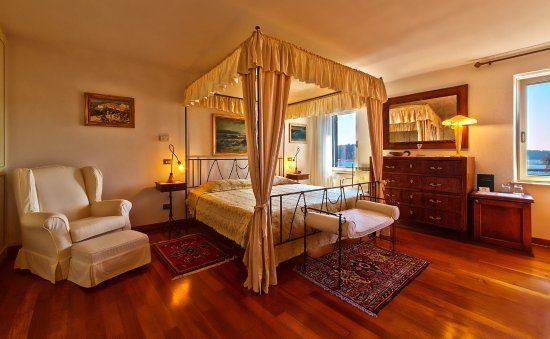 Villa Tuttorotto: Suite Superiore Room Sea View