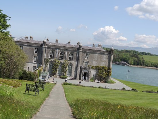Plas Newydd Country House and Gardens : Not had a drop (honest)