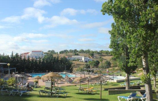 VitaSol Park: Pool area