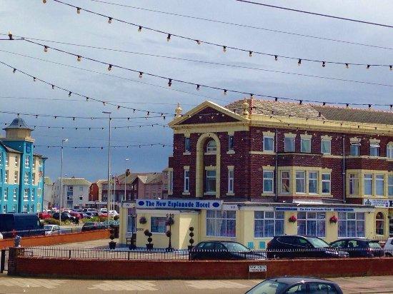 New Esplanade Hotel