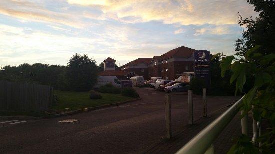 Premier Inn Chelmsford (Springfield) Hotel: 20160622_212300_large.jpg