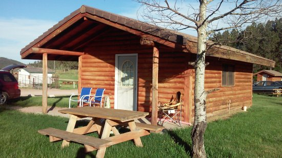 High Country Guest Ranch: This was our awesome High Country cabin! Perfect...