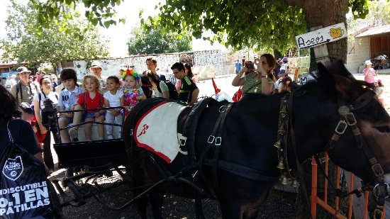 Tres Cantos, Ισπανία: paseo en carro