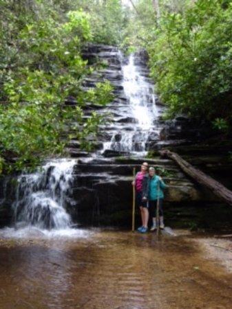 Lakemont, Джорджия: Panther Falls