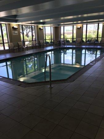 Radisson Hotel Schaumburg Pool