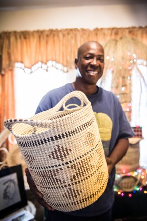 South Carolina: Basket Weaving with the Gullah Community