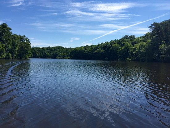 Shenandoah Crossing: Lake Izac Pontoon Boat Ride, June 2016