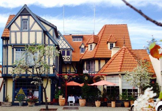 Actor's Corner Cafe' entrance