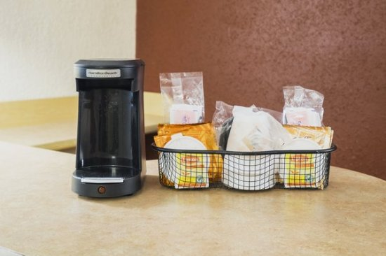 Red Roof Inn Palm Coast : In-Room Coffee