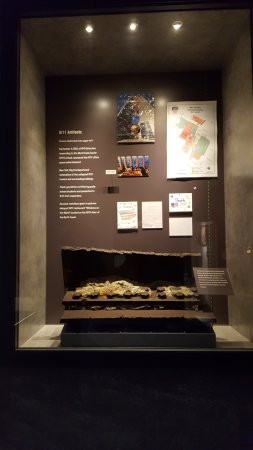 artifacts from new york city on 9 11 picture of navy seal museum