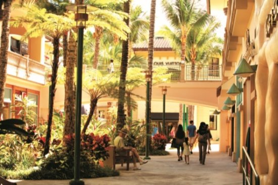 ‪The Shops at Wailea‬