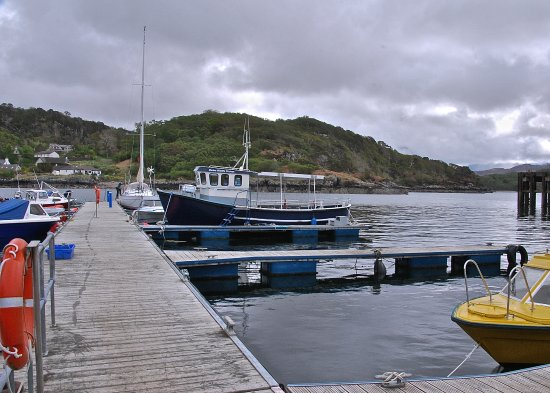 Gairloch Marine Life Centre & Cruises: Our boat