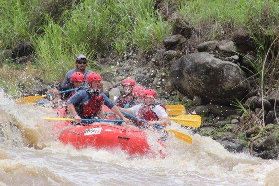 Desafio Adventure Company - Day Tours: Whitewater Rafting with Desafio