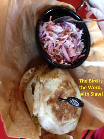 Boylan Heights: The Bird is the Word with Cole Slaw.
