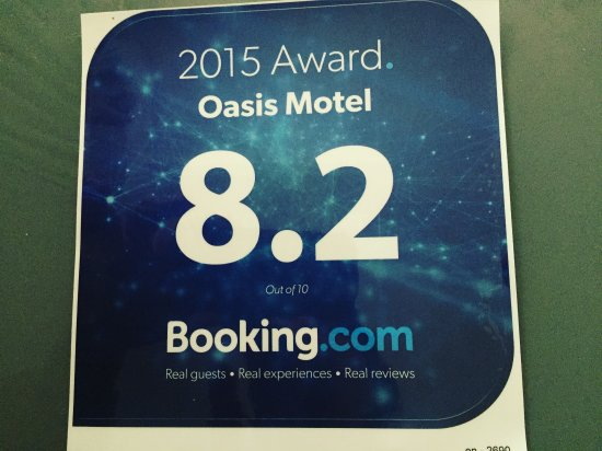 Peak Hill, Australia: Rating booking.com