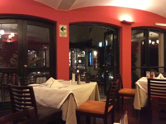 LP Cusco Hotel: Restaurante do hotel