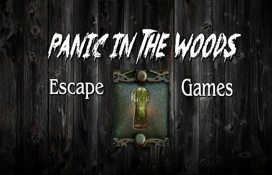 ‪Panic in the Woods Escape Game‬