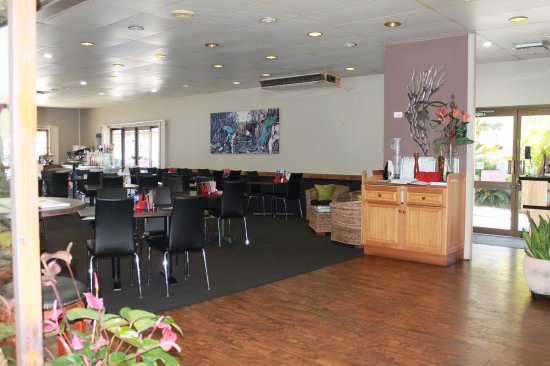 Sarina Motor Inn : Restaurant Cafe
