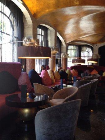 Casa Fuster Hotel: Lounge Bar