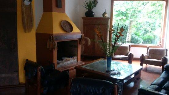 Hotel Posada Canal Grande: common room
