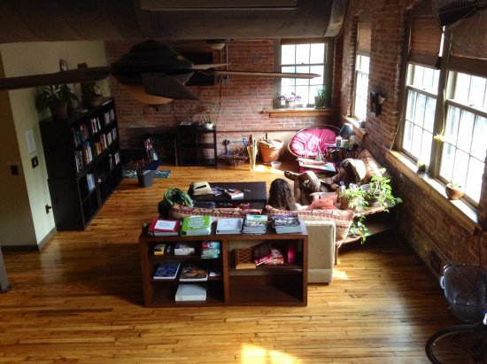 Sweet Peas Hostel : Chill Out
