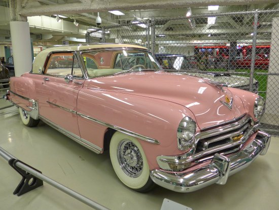 1954 Chrysler La Comtess Show Car Walter P Museum Michigan