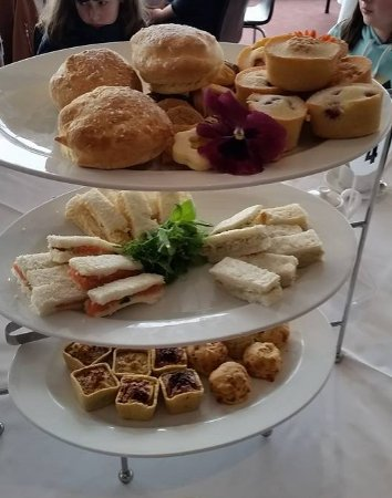 Mount Dandenong, Australie : High Tea Platter
