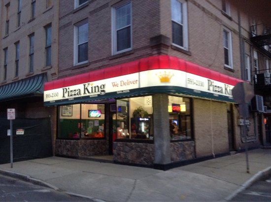 Wellsville's Famous Pizza King, since 1972.