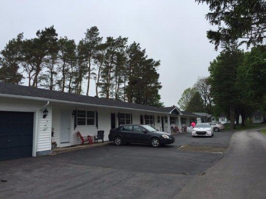 Bridgetown, Kanada: Motel Units