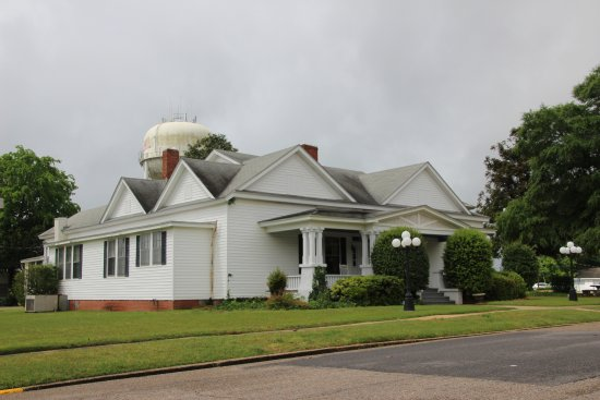 Confederate Officers Quarters - Tallassee
