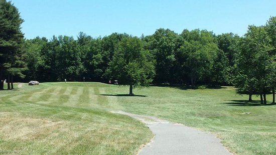 Lunenburg, MA : First tee and fairway