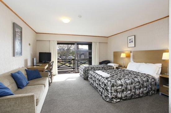 Warkworth, Nueva Zelanda: Triple Studio