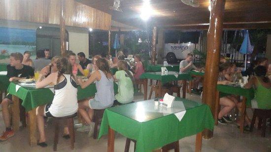 Villarreal, Costa Rica: Soda Las Palmas
