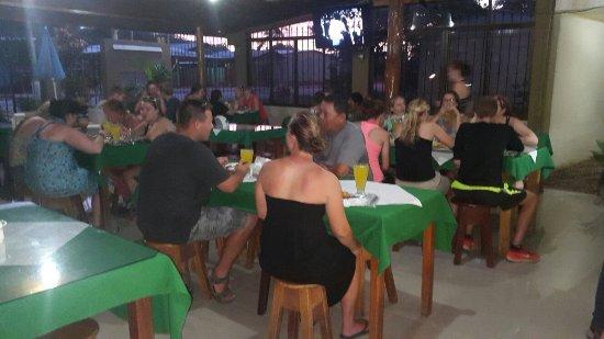 Villarreal, كوستاريكا: Soda Las Palmas
