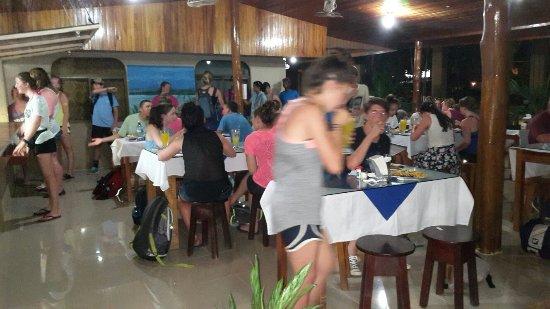 Villarreal, Kosta Rika: Soda Las Palmas