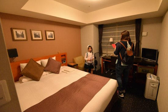 Hotel MyStays Kyoto Shijo: 房間實景