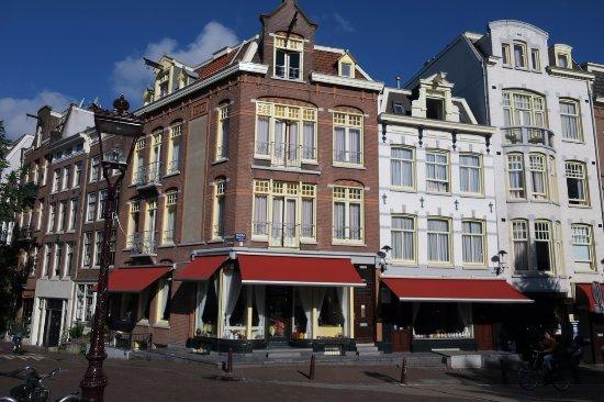 Amsterdam Wiechmann Hotel: Hotel Wiechmann (les 3 bâtiments)
