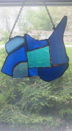 Kelleys Island, OH: Cathy's Wire Art Jewelry