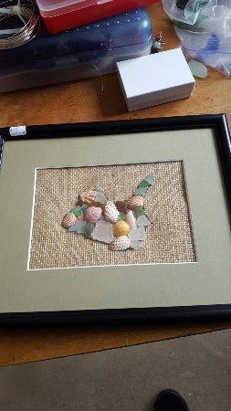 Kelleys Island, Οχάιο: Cathy's Wire Art Jewelry