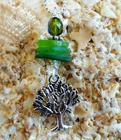 Kelleys Island, Огайо: Cathy's Wire Art Jewelry