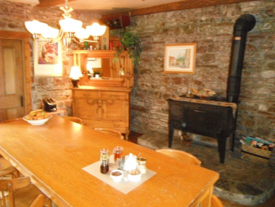 Château Richer, Canada : Salle à manger