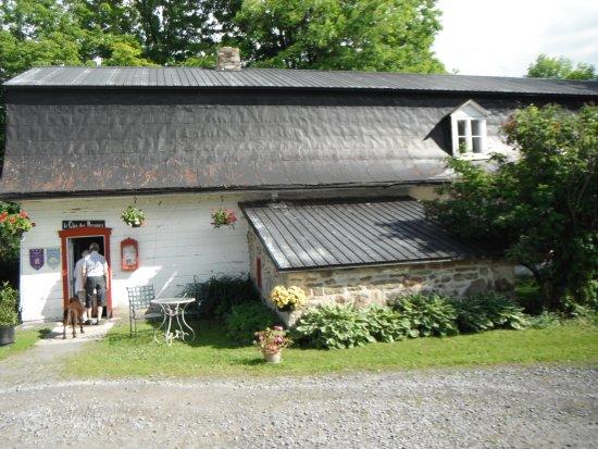 Château Richer, Canada : Gîte ancestral
