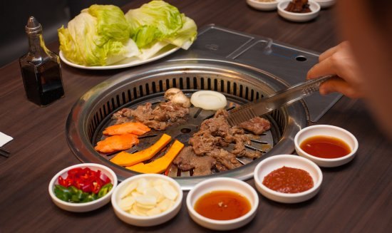 Arirang Korean BBQ Restaurant & Cafe