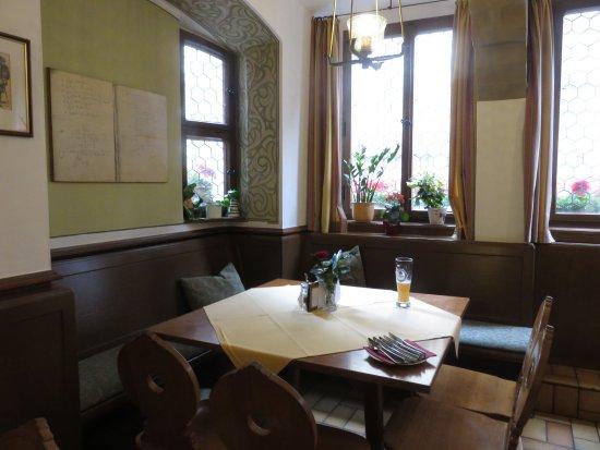 Gasthof Goldener Greifen: interior